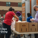 30 Days of Giving 2020, Day 15: Mobile Food Pantry at Purchase College