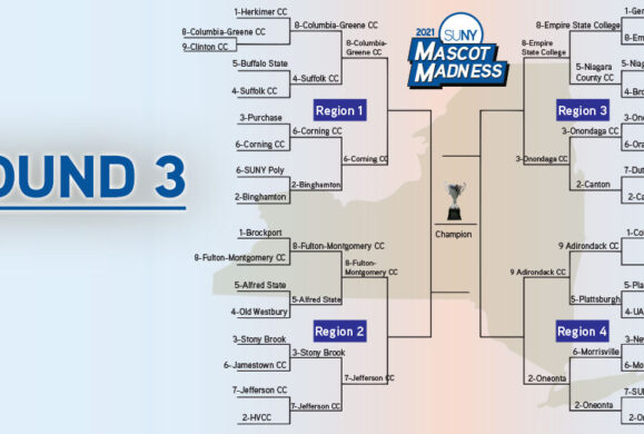 Mascot Madness 2021 – Round 3