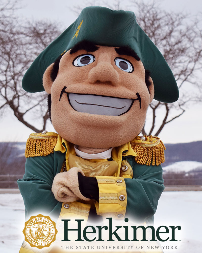 Herkimer General mascot