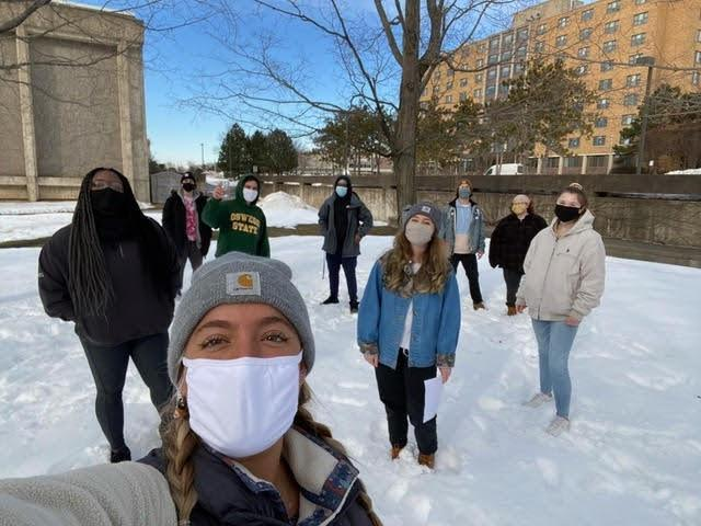 Suny Oswego Students