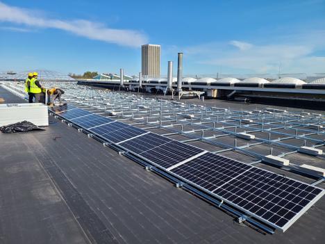 University At Albany Solar Project